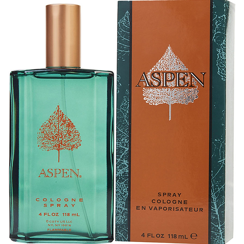 Aspen for Men Cologne 4oz