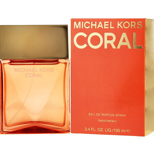 Michael Kors Coral for Woman EDP 3.4oz