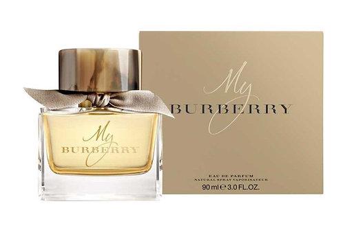 My Burberry for Women by Burberry Eau de Parfum 3 OZ