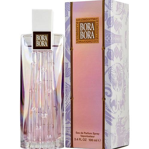 Bora Bora by Liz Claiborne Eau De Parfum Spray 3.4oz
