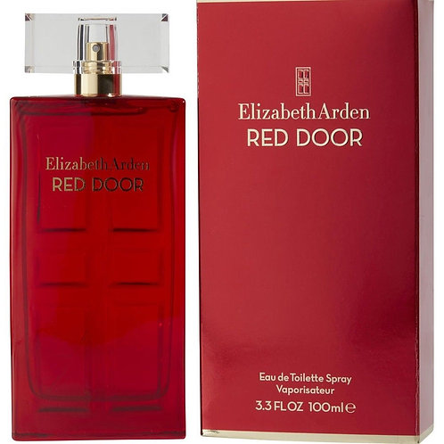 Red Door for Women by Elizabeth Arden Eau de Toilette 3.3 OZ