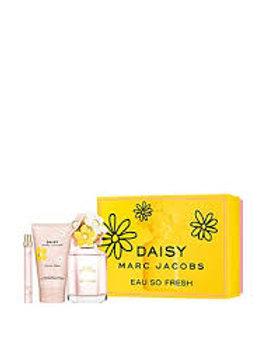 Marc Jacobs Daisy Eau So Fresh EDT 3pc Gift Set 4.25oz
