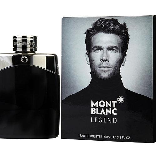 Mont Blanc Legend for Men EDT 3.3oz
