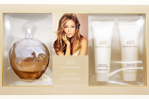 Still by Jennifer Lopez 3pc Gift Set EDP 3.4oz
