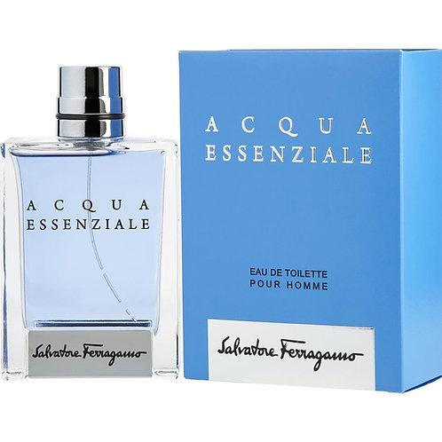 Acqua Essenziale Pour Homme by Ferragamo EDT 3.4oz