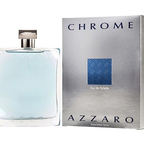 Chrome Azzaro for Men by Loris Azzaro Eau de Toilette Spray 6.8 OZ