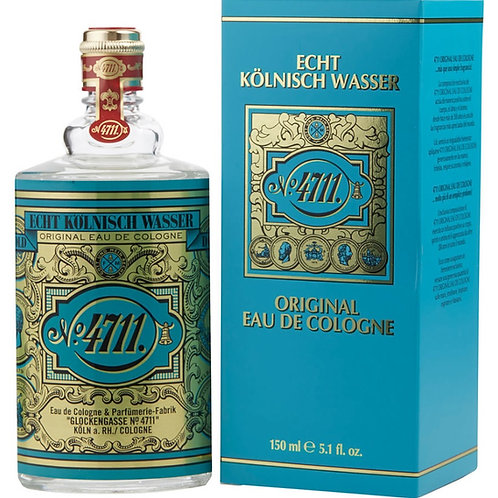 4711 by Maurer & Wirtz Original Eau de Cologne 5.1oz