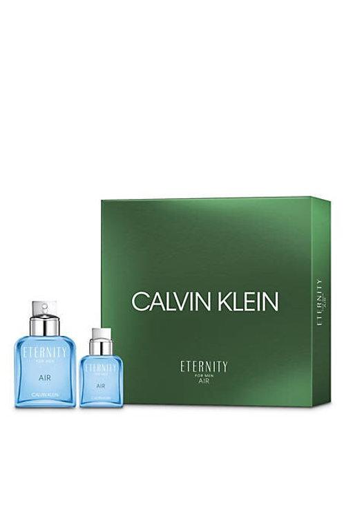 Eternity Air by Calvin Klein 2pc Gift Set EDT
