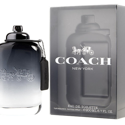 Coach New York for Men by Coach EDT 6.7oz