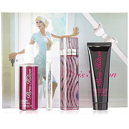 Paris Hilton 4pc Gift Set EDP