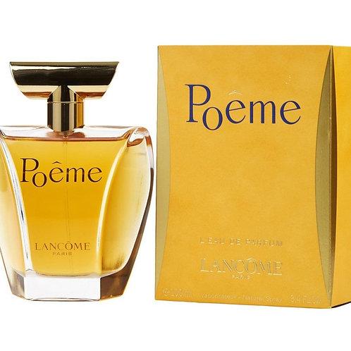 Poeme for Women by Lancome Eau de Parfum 3.4 OZ