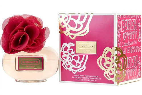 Coach Poppy Freesia Blossom for Women by Coach EDP 3.4oz