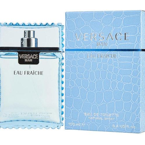Versace Eau Fraiche for Men by Versace EDT 3.4 OZ
