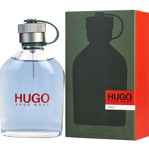 Hugo for Men by Hugo Boss EDT 6.7oz