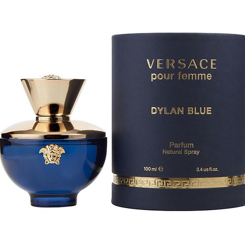 Versace Pour Femme Dylan Blue EDP 3.4oz