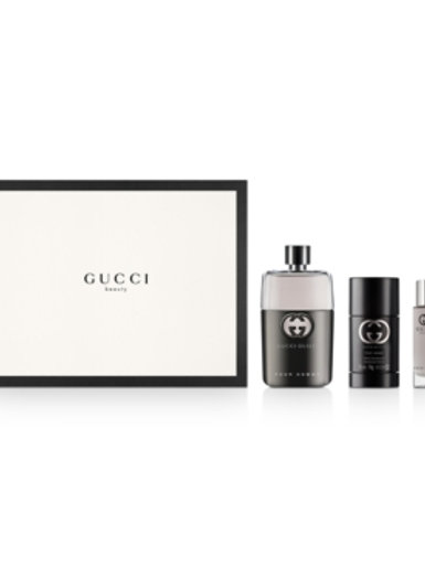 Gucci Guilty Pour Homme 3pc Gift Set EDT
