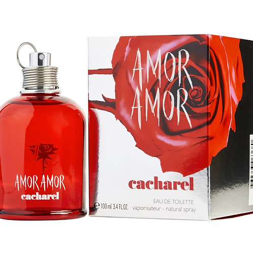 Amor Amor for Women by Cacharel EDT 3.4oz