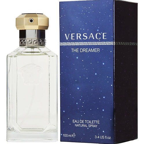 Versace The Dreamer for Man EDT 3.4OZ