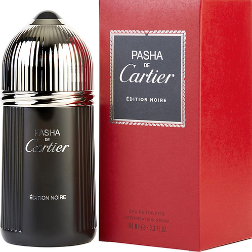 Pasha de Cartier Edition Noire for Men EDT 3.3oz