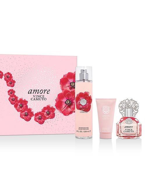 Vince Camuto Amore for Women 4pc Gift Set Eau de Parfum