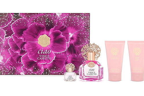 Vince Camuto Ciao for Women 4pc Gift Set EDP
