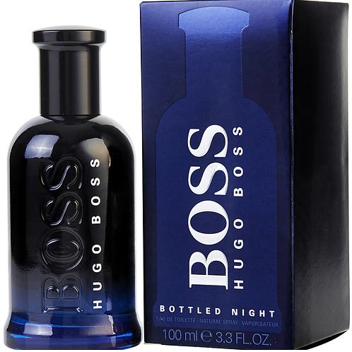 Boss Bottled Night for Men by Hugo Boss EDT 3.3oz