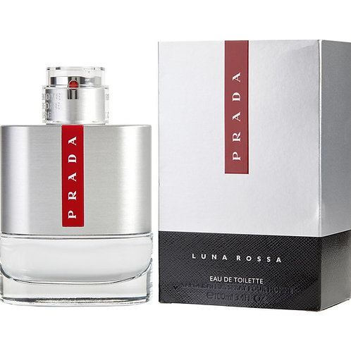 Prada Luna Rossa for Men EDT 3.4oz