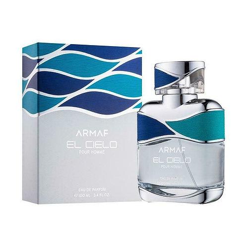 Armaf El Cielo Pour Homme Eau De Parfum Spray 3.4 oz
