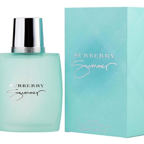 Burberry Summer for Men by Burberry Eau de Toilette 3.3 OZ