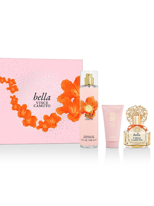 Vince Camuto Bella for Women 4pc Gift Set for Eau de Parfum