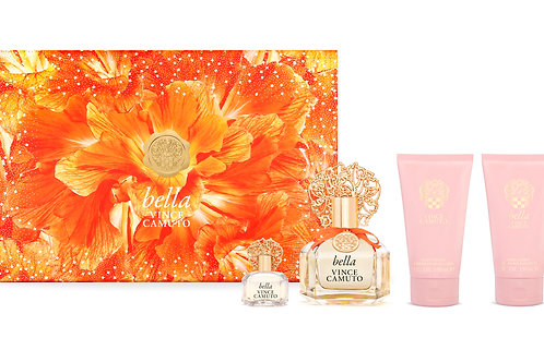 Vince Camuto Bella for Women 4pc Gift Set EDP