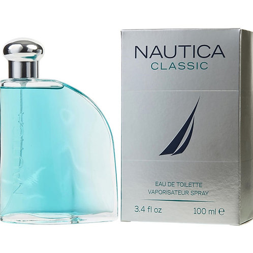 Nautica Classic for Men Eau De Toilette Spray 3.4 oz