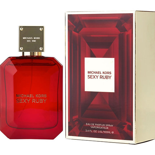 Michael Kors Sexy Ruby for Woman EDP 3.4oz