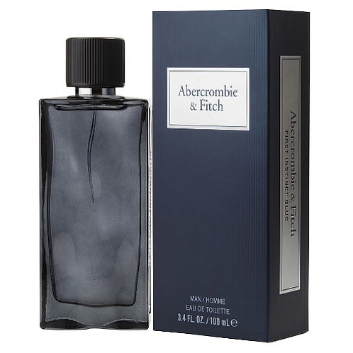 Abercrombie & Fitch First Instinct Blue for Men EDT 3.4 oz