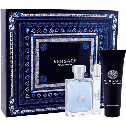 Versace Signature Pour Homme 3pc Gift Set EDT