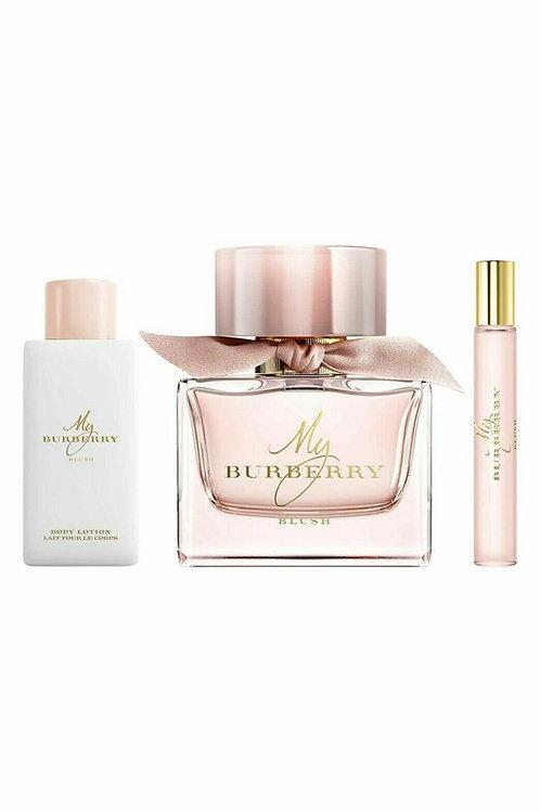 My Burberry Blush 3pc Gift Set for Women EDP 3oz