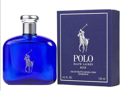 Polo Blue for Men by Ralph Lauren Eau de Toilette 4.2 OZ