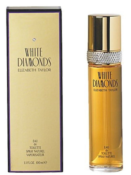 White Diamonds by Elizabeth Taylor for Women Eau de Toilette 3.3 OZ