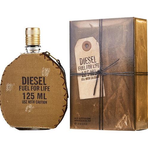 Diesel Fuel For Life Eau De Toilette Spray 4.2 oz