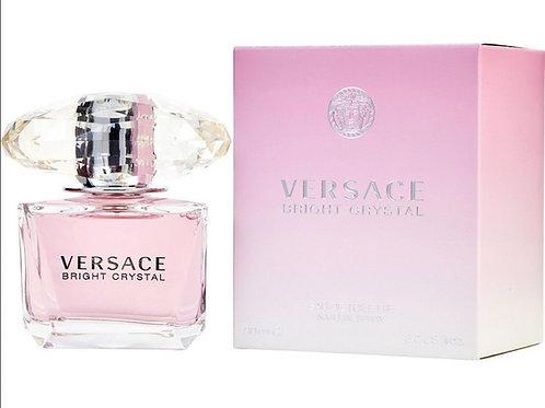 Versace Bright Crystal for Women Eau de Toilette 3 OZ