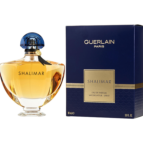 Shalimar by Guerlain EDP 3oz