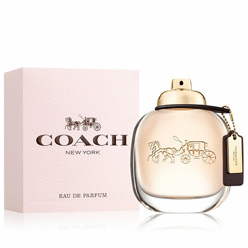 Coach New York For Women by Coach Eau De Parfum Spray 3 OZ