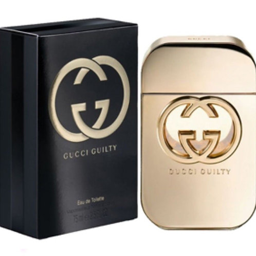 Gucci Guilty for Women by Gucci Eau de Toilette 2.5 OZ