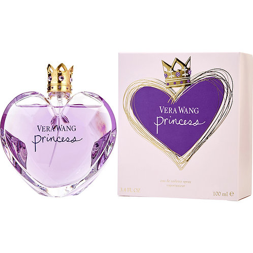 Princess by Vera Wang for Women Eau de Toilette 3.4OZ