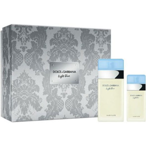 Dolce & Gabbana Light Blue for Women 2pc Gift Set Eau de Toilette
