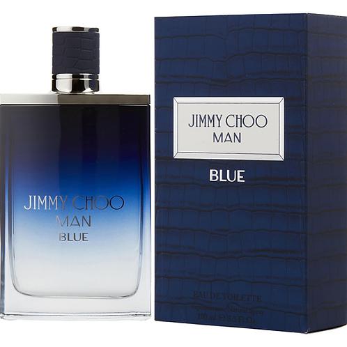Jimmy Choo Blue for Men EDT 3.3oz