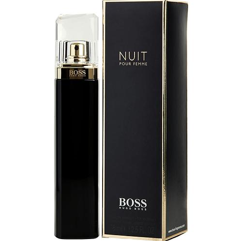 Boss Nuit Pour Femme by Hugo Boss EDP 2.5oz