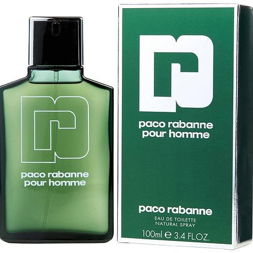 Paco Rabanne Pour Homme EDT 3.4 OZ
