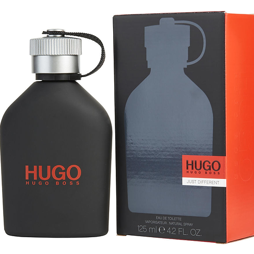 Hugo Just Different for Men by Hugo Boss EDT 4.2oz