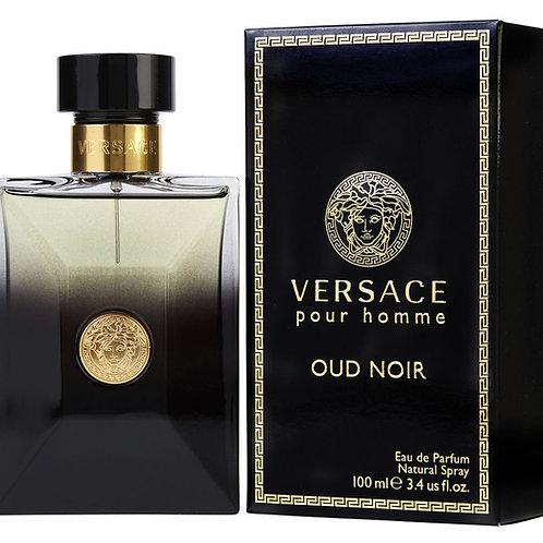 Versace Pour Homme Oud Noir EDP 3.4oz